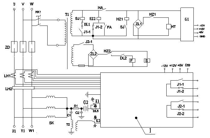 电路 电路图 电子 原理图 697_459
